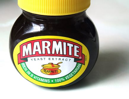 I love Marmite, Mummy does not