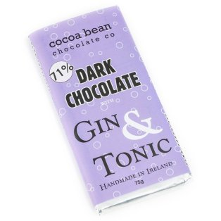 Gin and chocolate